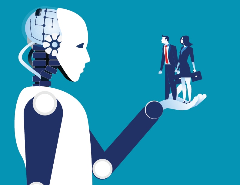 Automation, Artificial Intelligence and the Internet