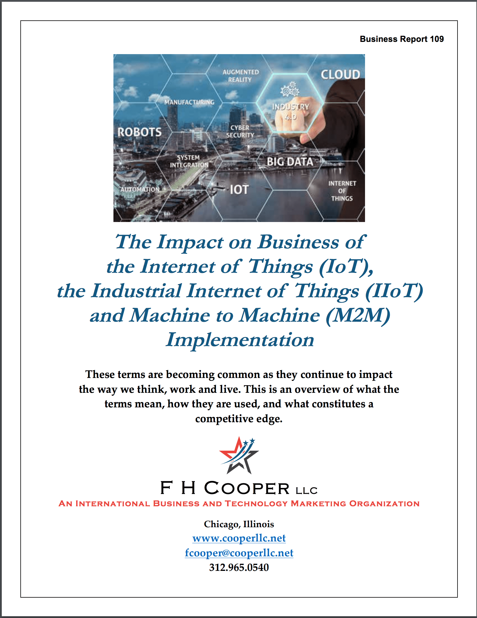 impact on business